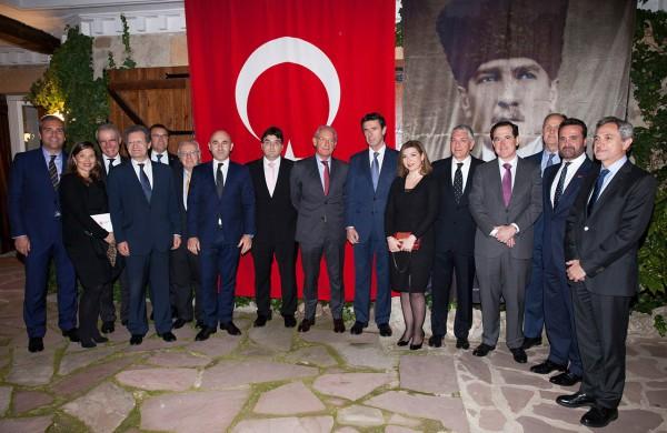 Junta directiva de la Cámara hispano turca_junta-directiva